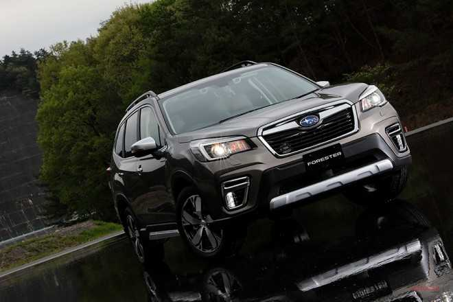 Модель Subaru Forester SF5