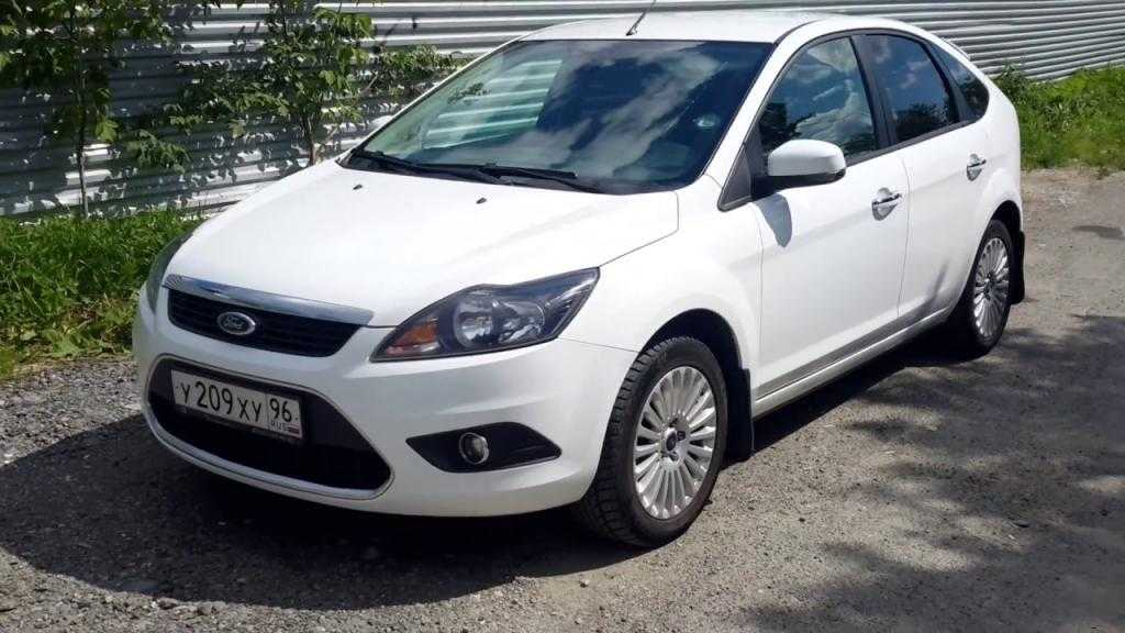 Ford Focus 2 седан