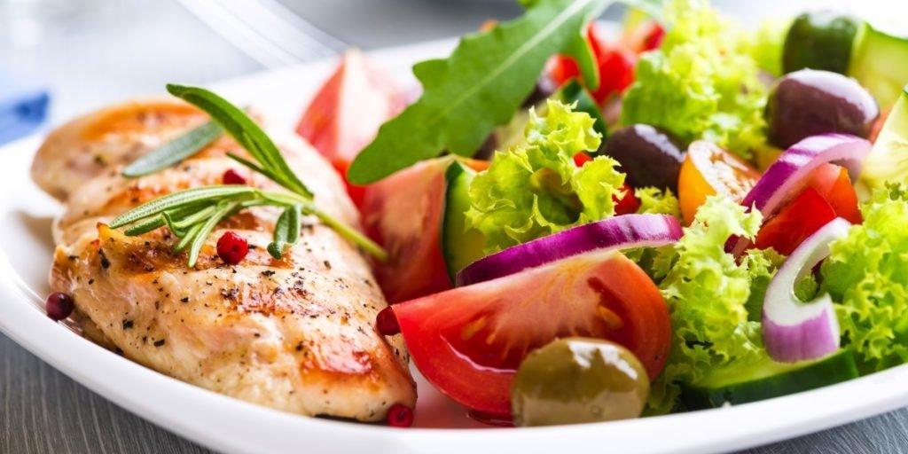 трехразовое питание без перекусов