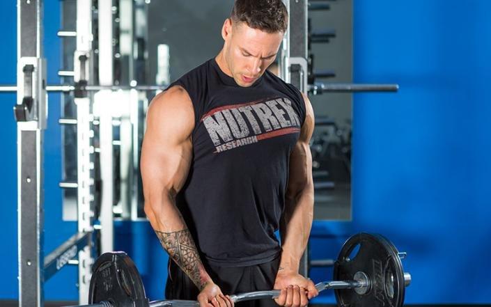 наращение мышц