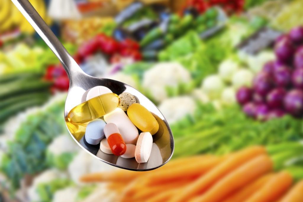 Витамин в2 где содержится