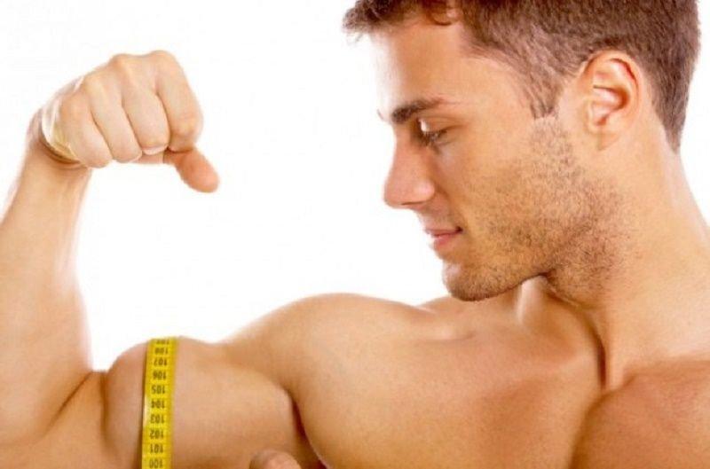 Рассчитать калории для набора мышечной массы мужчине