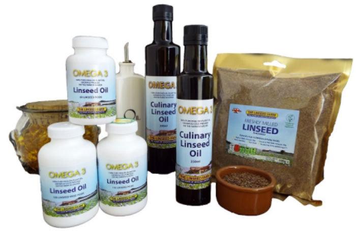 масло льняное применение