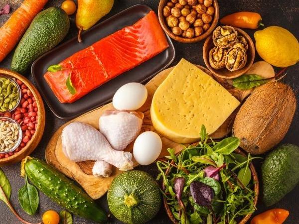 рацион на неделю правильное питание