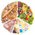 Правильное питание: меню на каждый день, полезные продукты
