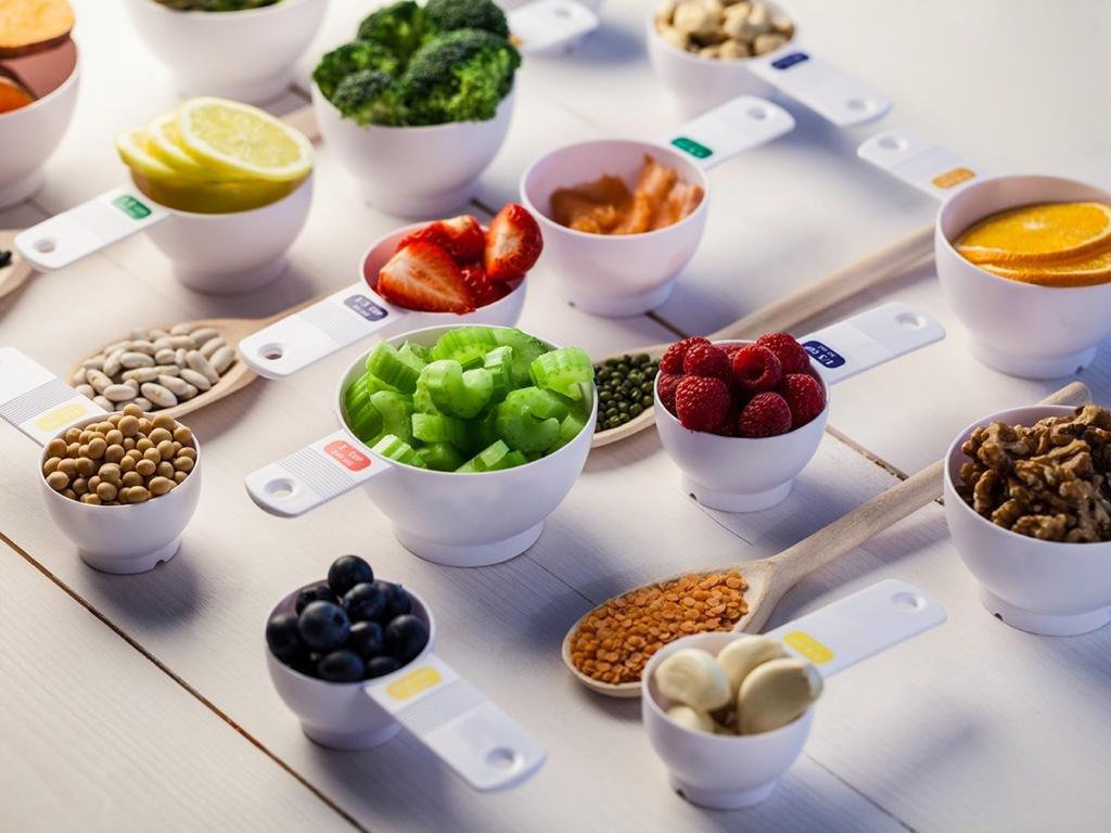 Продукты, полезные при похудении