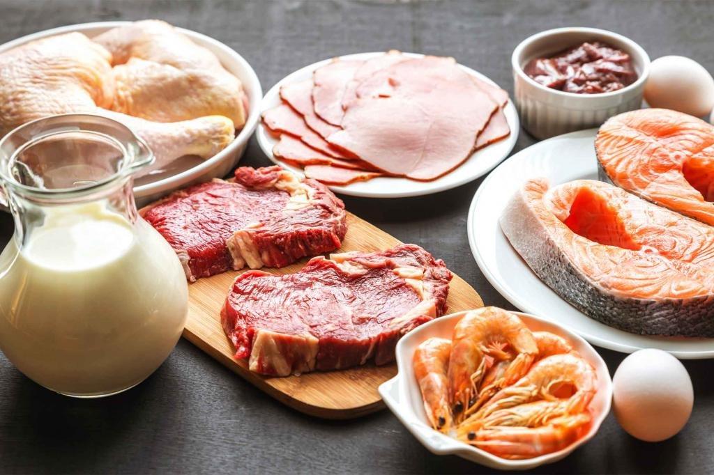 Белковая диета при похудении
