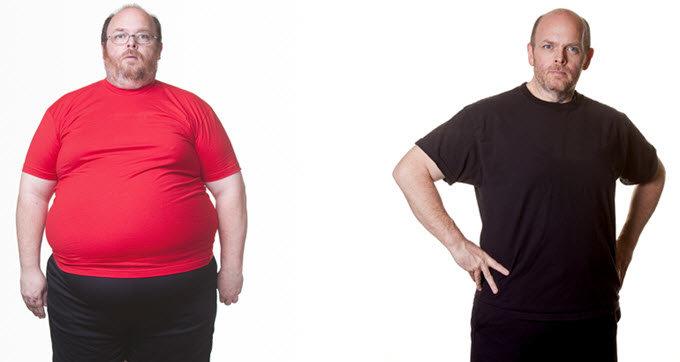 как правильно худеть мужчине