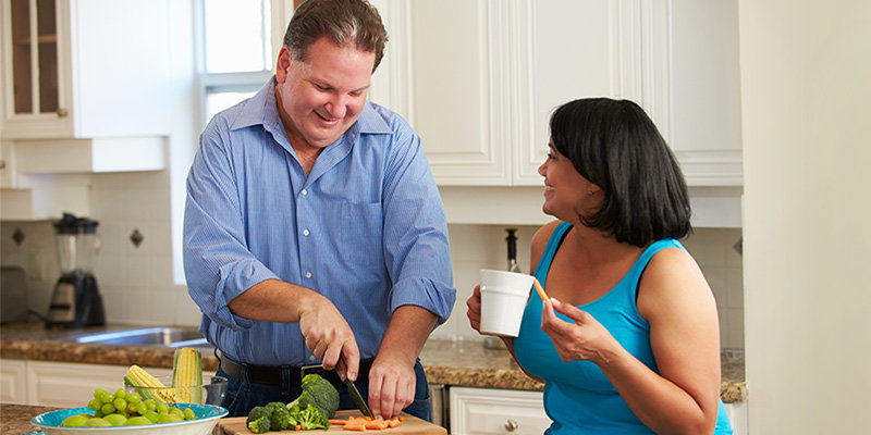 как правильно худеть мужчине после 40 лет