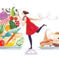 Похудела за 3 недели на 3 кг: самые эффективные диеты для снижения веса