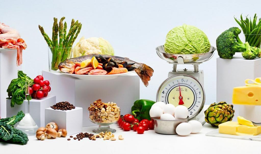 Продукты для питания на диете