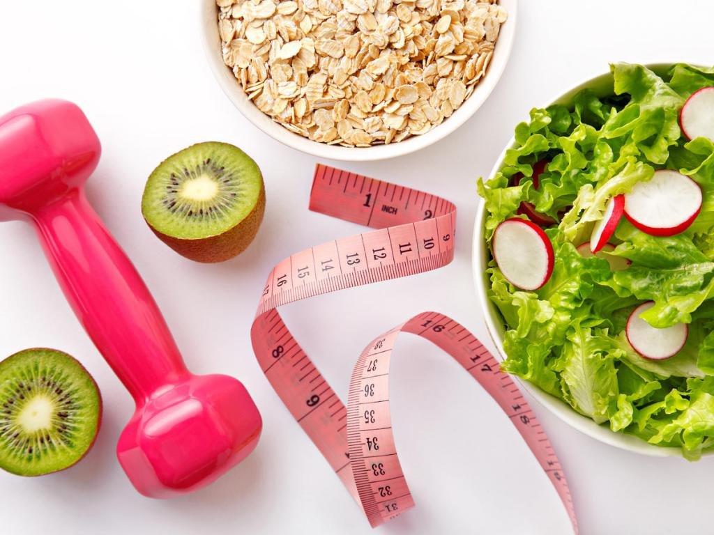 как сбросить 4 кг за неделю
