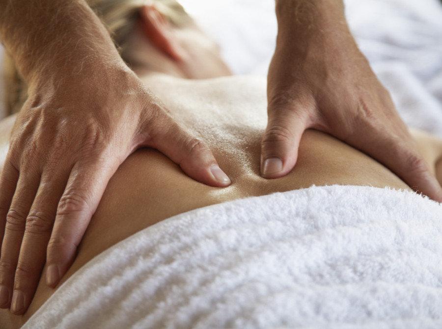 Как делать расслабляющий массаж
