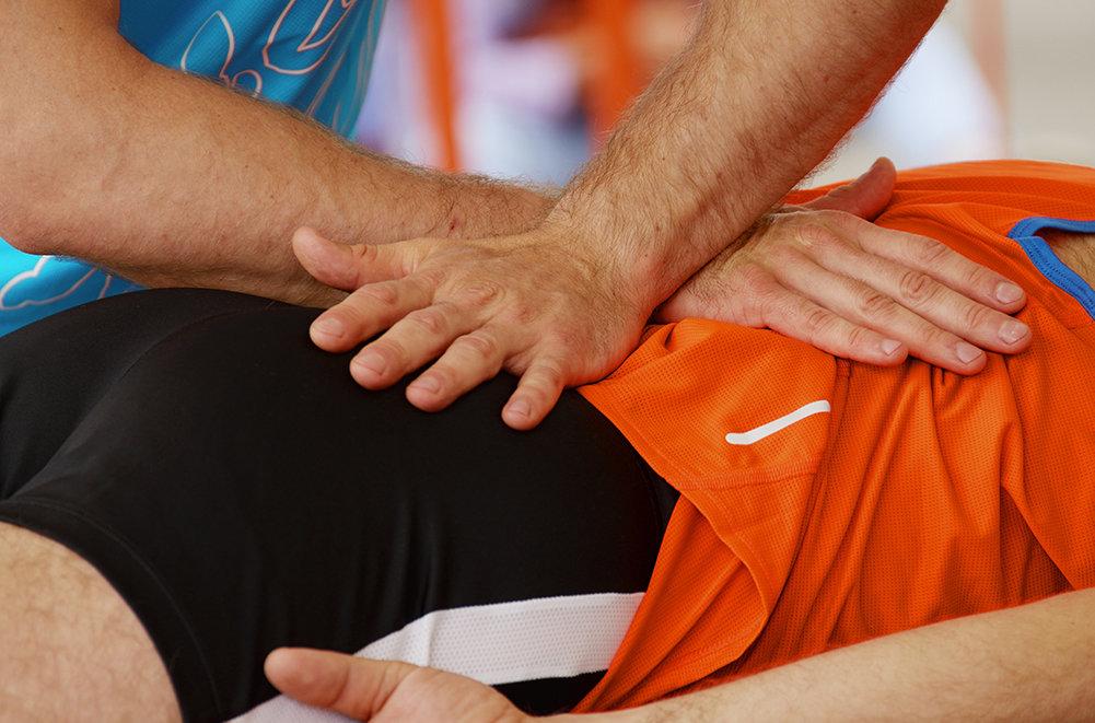 Как делать массаж массажером