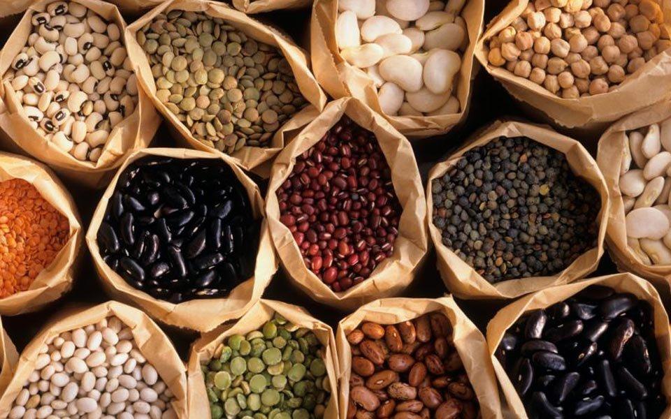 Растительные белки