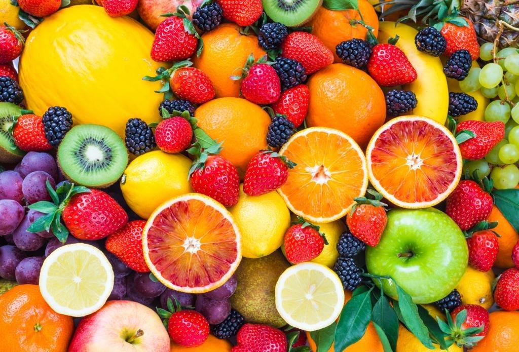 фрукты и ягоды при пмс