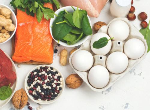 белок для похудения