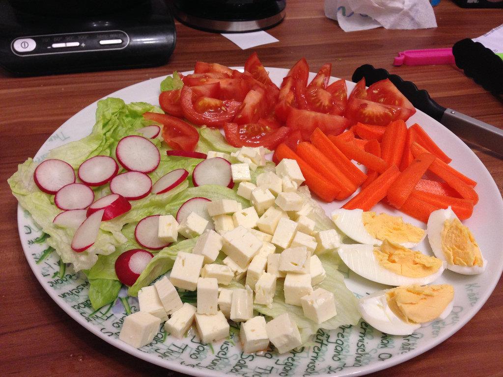 салат перекус