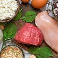 Белки в продуктах: обзор продуктов с наибольшим содержанием белка, польза и вред