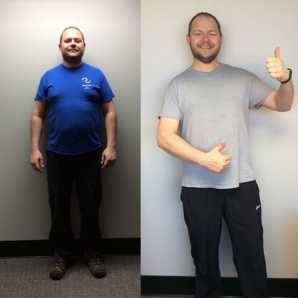 Способ быстро похудеть мужчине