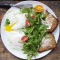 Польза и калорийность яичницы из 2 яиц