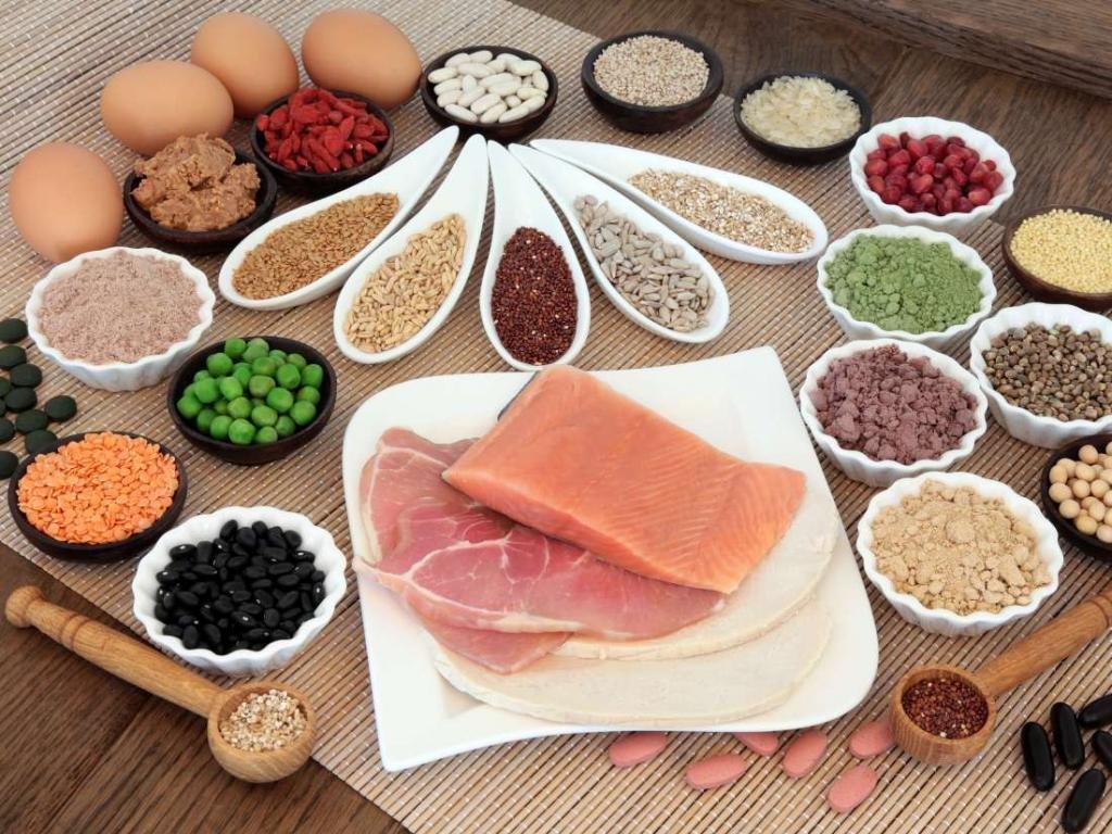 расчет нормы потребления белка