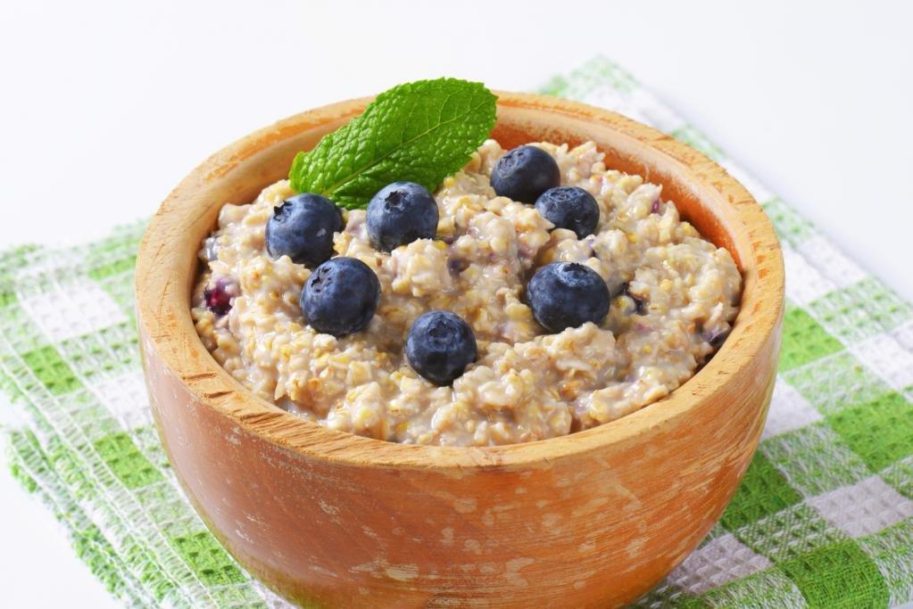 Каша - полезный завтрак