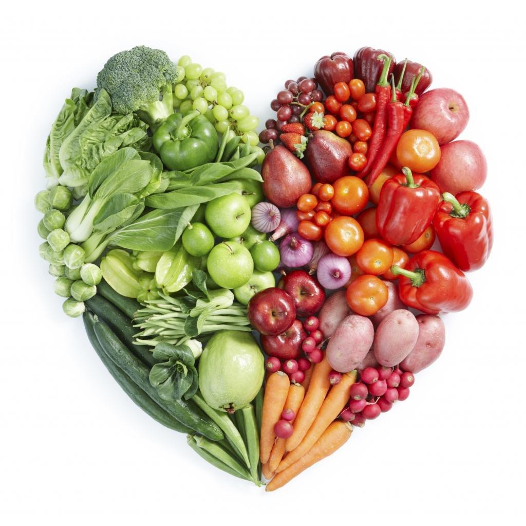 Полюби здоровые продукты