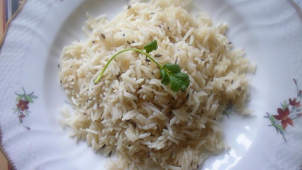 Рис на воде - основа диеты