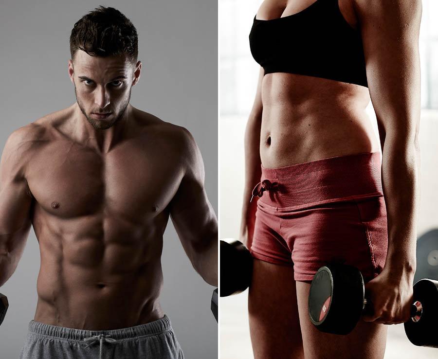 норма бжу для набора мышечной массы