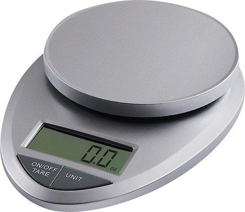 Кухонные весы обязательны