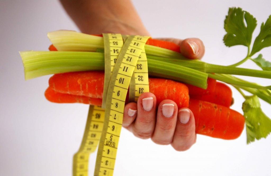 морковь как компонент диеты