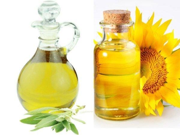 чем оливковое масло лучше подсолнечного