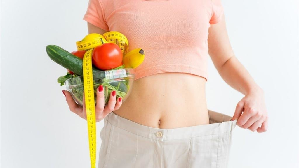 Овощи помогаю сбросить вес