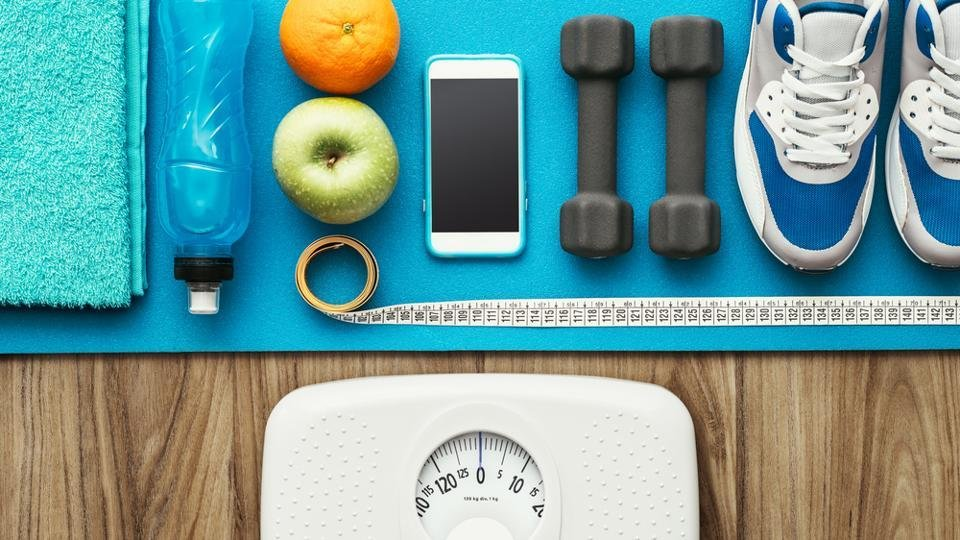 принципы похудения