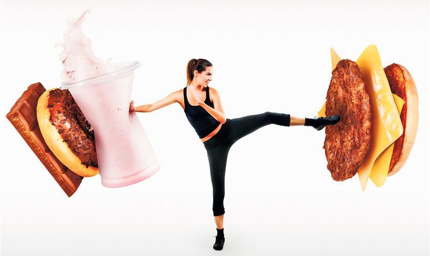 вредные при похудении продукты