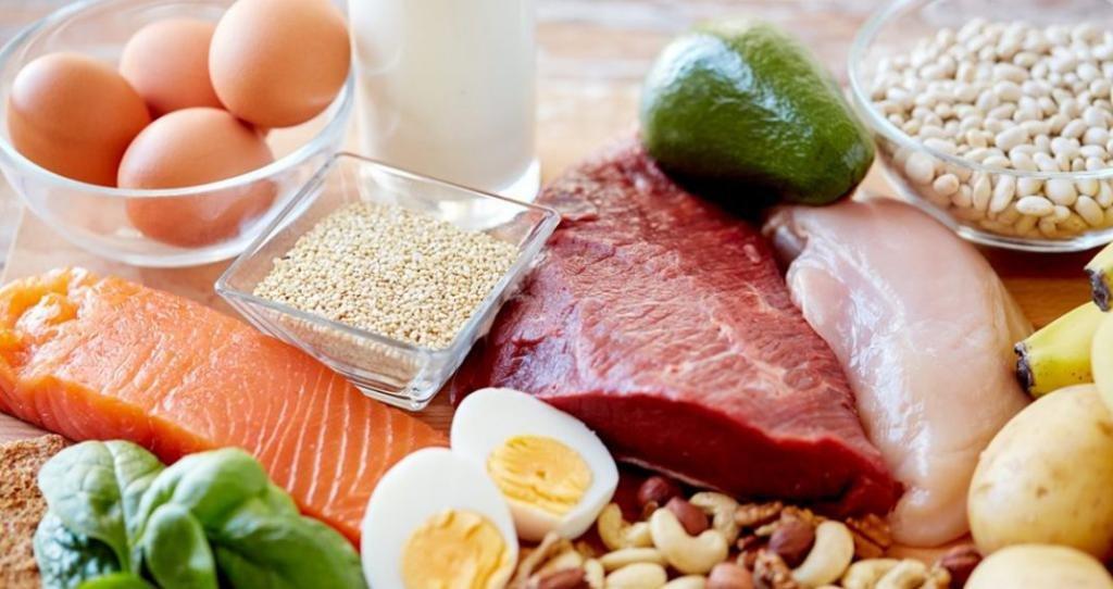 Пища богатая белком
