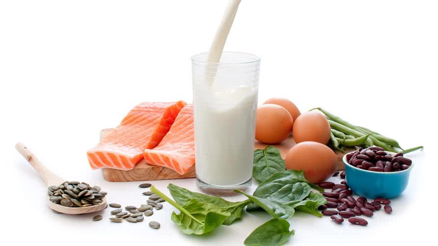 Сбалансированное белковое питание