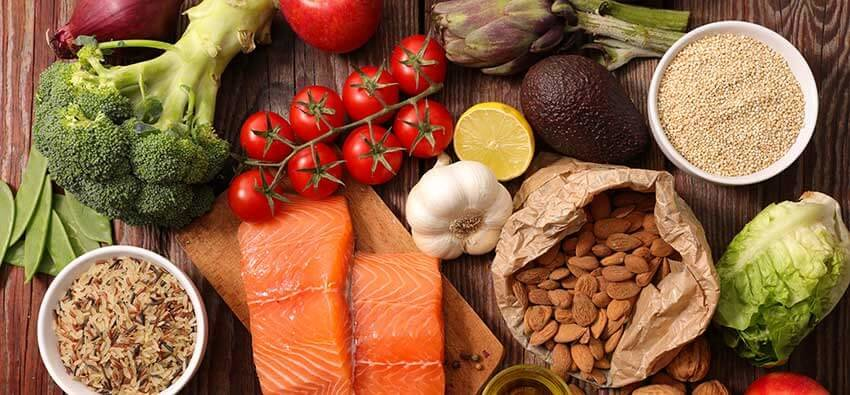 Полезные продукты для диеты