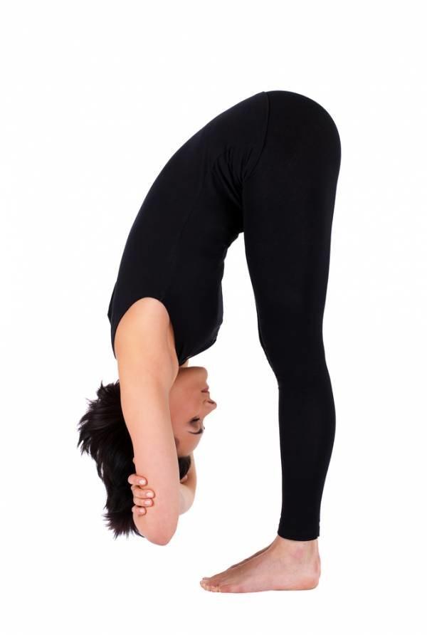 Йога для осанки