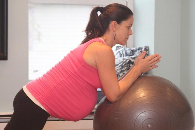 тренировки в тренажерном зале для беременных