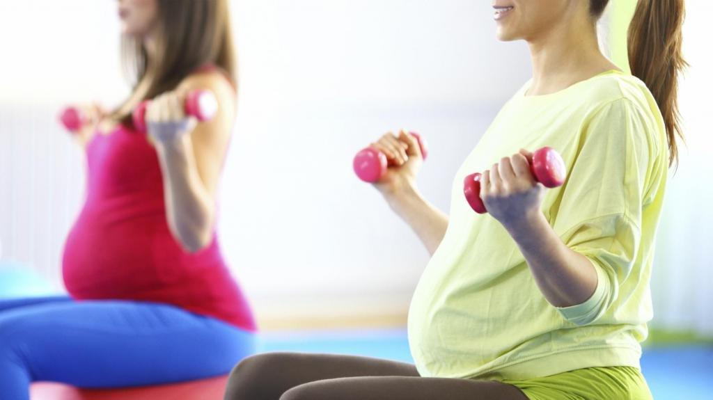 программа тренировок в тренажерном зале для беременных