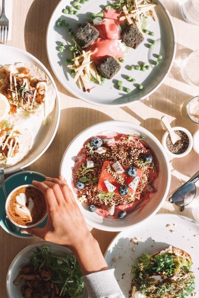 Вариант полезного завтрака