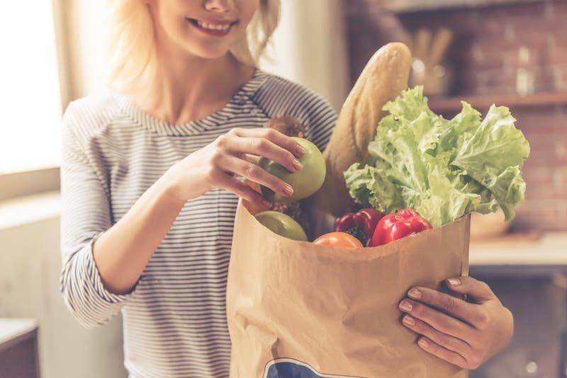 расчет калорий для похудения продукты
