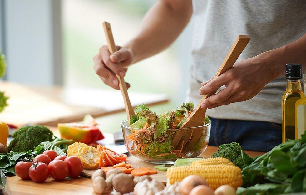 потребление и расход калорий