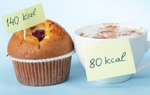 необходимое количество калорий