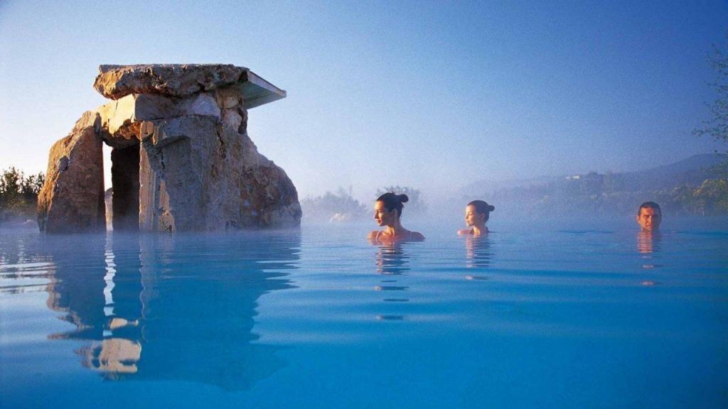 лечебно оздоровительные местности и курорты россии