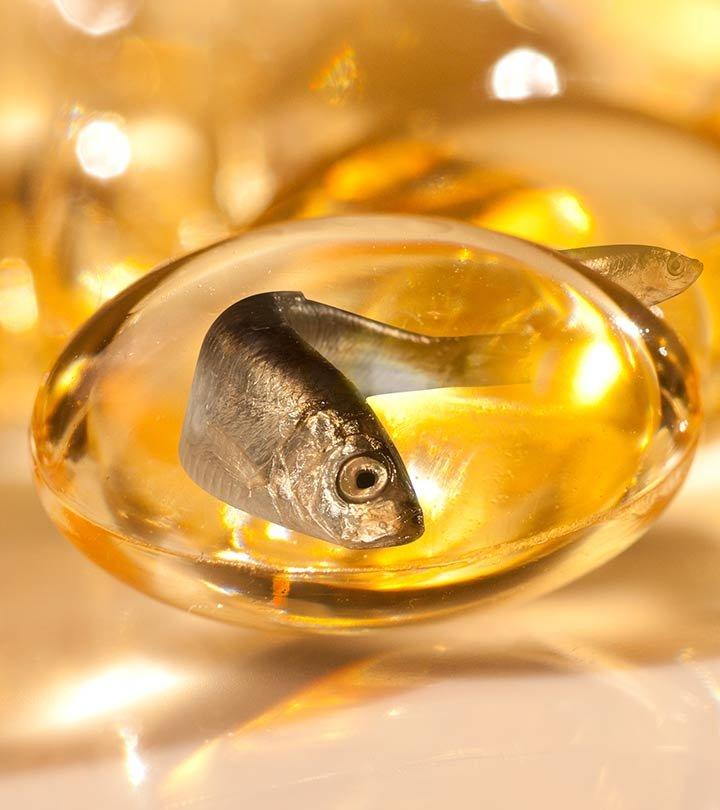 рыбий жир в капсулах состав