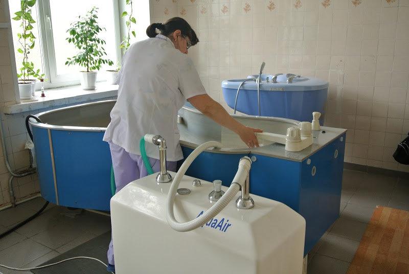 санаторий вита краснокамск фото