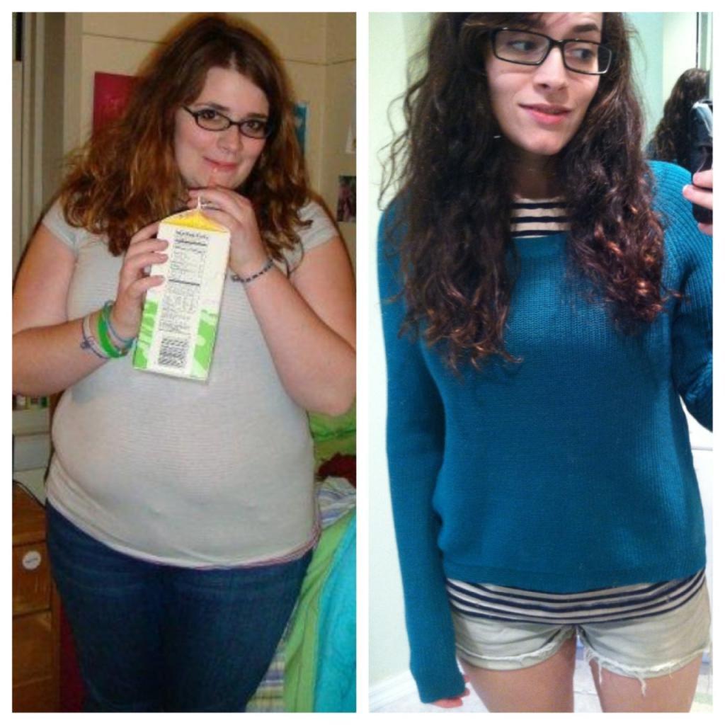 После гормонов можно похудеть